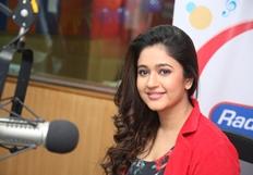 Poonam Bajwa at Radio City 91.1FM