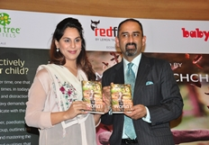 Upasana Launches Is Your Child Ready to Face The World Book