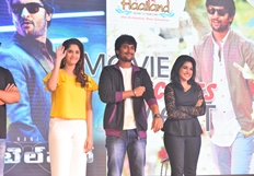 Gentleman Success Meet At Guntur Photos