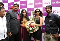 Naturals Franchise Salon Launch at Gandhi Nagar Photos