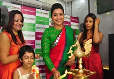 Roja Inaugurates Green Trends Salon Photos