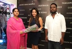 Sakshi Agarwal Inaugurates Toni and Guy Essensuals Salon Photos