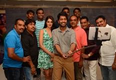 Selfie Raja Movie Song Launch Photos