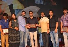 A Aa Movie Success Meet at Guntur Photos