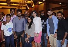 Gangai Amaran Meet With Facebook Friends Photos