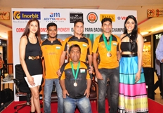 Irish Para Badminton Winners Felicitation Event Photos