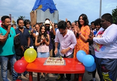 Actor Nakul Celebrated His Birthday On The Sets Of SEI