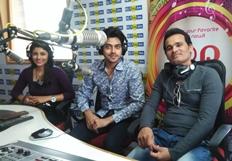 Rojulu Marayi Movie Team At Big FM Photos