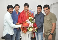 MAA Felicitated Srikanth Birthday Photos