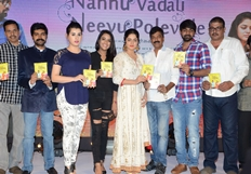 Nannu Vadili Neevu Polevule Audio Launch