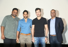 Oopiri Movie Trailer Launch