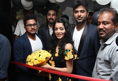 Janani Iyer Launches Toni And Guy Essensuals Photos