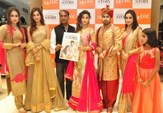 Mebaz Summer Pret Collection Launch Photos