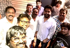 Simbu Sings For Veera Sivaji Movie Photos