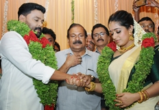 Kavya Madhavan & Dileep Wedding Photos