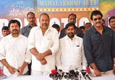 Sunil and N Shankar New Film Launch