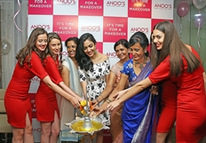 Anoos Vizag Opening Launch By Ritu Varma Photos