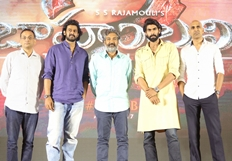 Baahubali 2 Movie Press Meet Photos