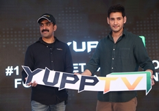 Mahesh Babu Announced As Brand Ambassador For YuppTV Photos