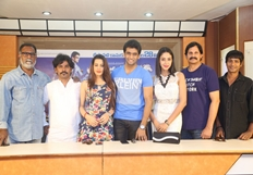 Chal Chal Guram Movie Press Meet Photos