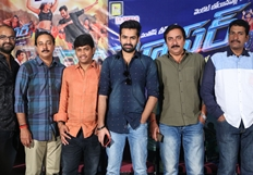 Hyper Movie Success Meet Photos