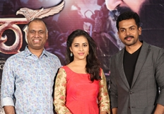 Kashmora Release Date Press Meet Photos