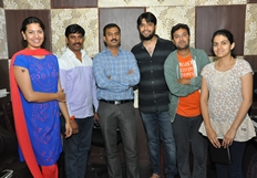 Metro Movie Songs Recording Photos