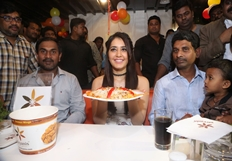 Raashi Khanna Launches Biryanis Restaurant Photos