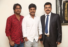 Saptagiri Express Motion Poster Launch Photos