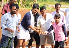 Actor Aari Launches Natural Agro Store Photos