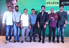 Allu Arjun And Lingusamy Movie Launch Photos