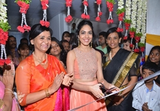 Anoos New Franchise Salon Launch Photos