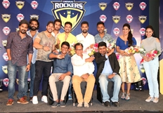 Chennai Rockers Press Meet Photos