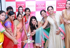 Dhanya Balakrishna Launches Anoos Salon and Clinic
