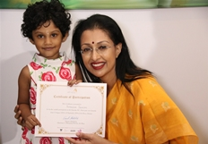 Gautami Visit in Ganesh Art Gallery Photos