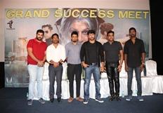 Iru Mugan Movie Success Meet Photos