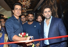 Sonu Sood Launches Almas Palace Photos