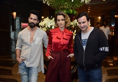 Miss Julia, Nawab Malik and Rusi Billimoria bring the Rangoon fever to Delhi