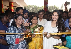Andrea Inaugurates Carnival of Narayana Group of Schools Photos