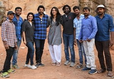 Baahubali 2 Last Day of Shooting Photos