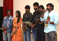Dharma Durai Team At 14th Chennai International Film Festival Photos