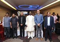 MGR 100 Birthday At Le Meridien Chennai Photos