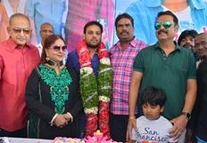 Nawin Vijaya Krishna Birthday Celebrations Photos