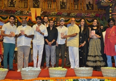 Om Namo Venkatesaya Audio Launch