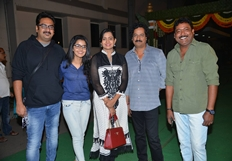 Shatamanam Bhavathi Preview Screening Photos