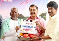 Naachiyaar Movie Pooja Stills