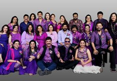 South Indian Actors of 80s reunion