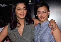 Bollywood Stars at 'Kaalakaandi' Movie Special Screening