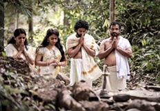 Actor Neeraj Madhav Wedding Photos