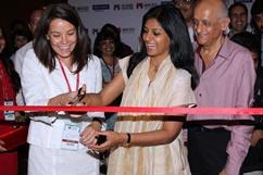 Nandita Das inaugurates Mumbai film mart - Stills
